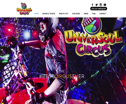 UniverSoul Circus Coupons & Deals