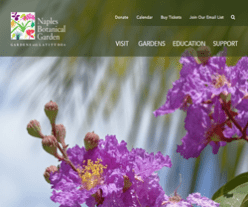 Naples Botanical Garden Coupon & Deals