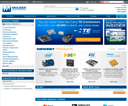 Mouser Coupon & Deals