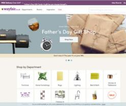 wayfair coupons 2019 70 off promo codes and coupons for. Black Bedroom Furniture Sets. Home Design Ideas