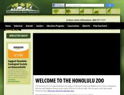 Honolulu Zoo Coupon & Deals