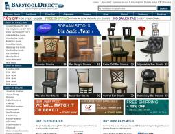 BarstoolDirect Coupon & Deals