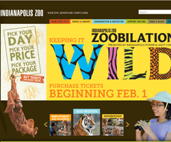 Indianapolis Zoo Coupons & Deals