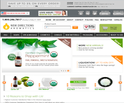 New Directions Aromatics Coupon & Deals