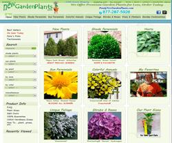 New Garden Plants Coupon & Deals